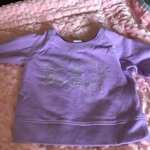 Lavender Gap Sweatshirt